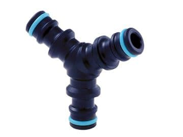 Flopro+ Three Way Connector 12.5mm (1/2in)